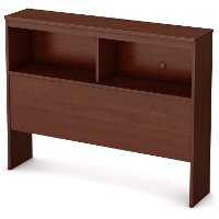 3046098 Cherry Twin Bookcase Headboard - Libra