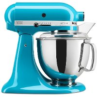 KSM150PSCLCRYSTALBL Crystal Blue KitchenAid Artisan® Series Tilt-Head Stand Mixer
