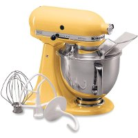 KSM150PSMY Majestic Yellow KitchenAid Artisan Mixer