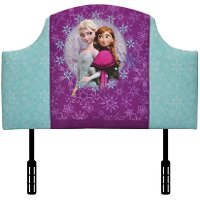 Disney Upholstered Twin Headboard - Frozen
