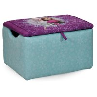Disney's Upholstered Storage Box - Frozen