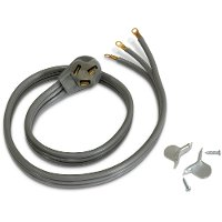3-WIRE-RANGE-CORD 3 Prong Electric Range Cord
