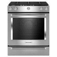 KSGG700ESS KitchenAid 5.8 cu. ft. Gas Range - Stainless Steel