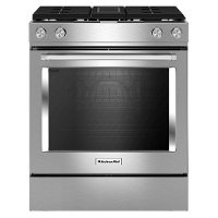 KSDG950ESS KitchenAid Dual Fuel Range - 6.4 cu. ft. Stainless Steel