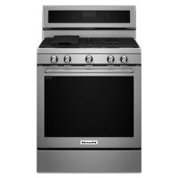 KFGG500ESS KitchenAid Gas Range - 5.8 cu. ft. Stainless Steel