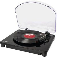 iT55-AIR-LPTURNTBLE Ion IT55 Air LP Wireless Record Player with USB & Bluetooth Connection