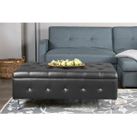 tufted black bedroom bench rc willey furniture store
