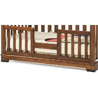 F09514.06 Cherry Toddler Guard Rail - Redmond