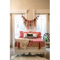 Beddy's Full Retro Ruby Bedding Collection