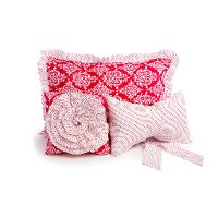 Beddy's Retro Ruby Pillow Collection