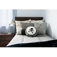 Beddy's Full Modern Gray Bedding Collection