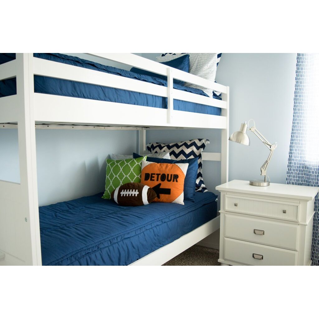 Beddy's Twin Nautical Navy Bedding Collection