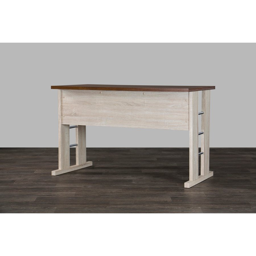 Natural Writing Desk And File Cabinet Woodrow Rc Willey Furniture