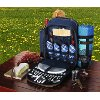 SGI-PB01 Navy Blue Picnic Backpack with Cooler