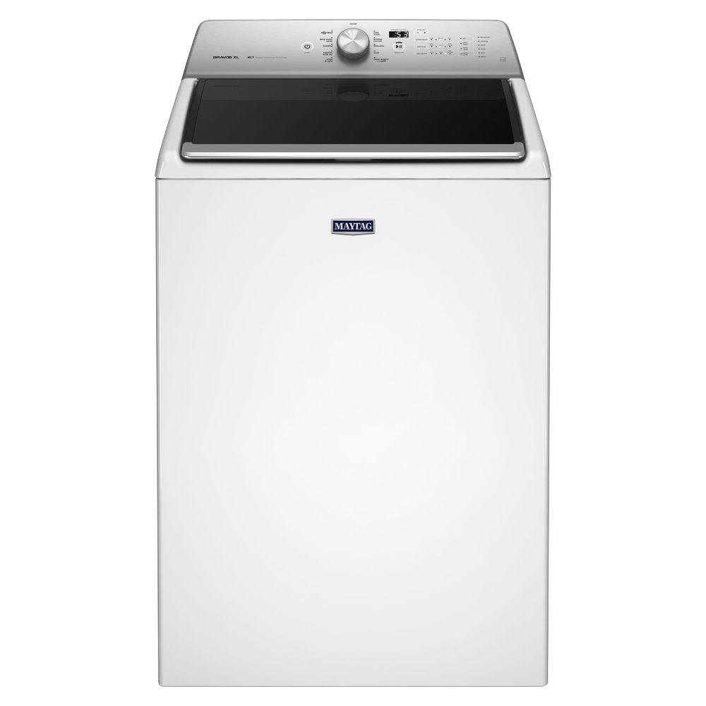 Rc Wiley Reno: Maytag Top Load Washer And Gas Dryer Pair - White