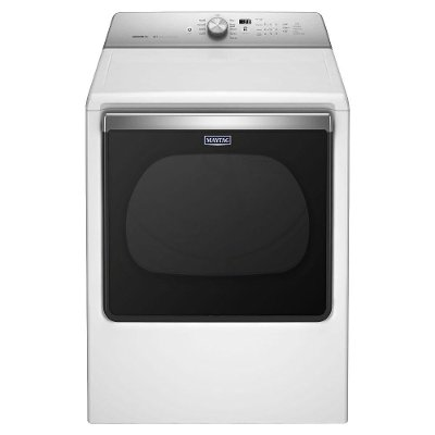 MEDB835DW Maytag Electric Dryer - 8.8 cu. ft. White