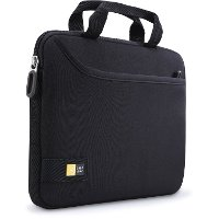 TNEO11 Case Logic iPad 10 Inch Tablet Attache with Pocket - Black