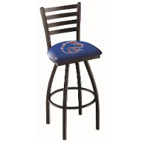 L01425BoiseS 25 Inch Ladder Counter Stool - Boise State