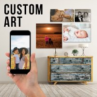 Custom Art and Framing