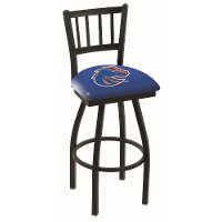 L01825BoiseS 25 Inch Jailhouse Counter Stool - Boise State