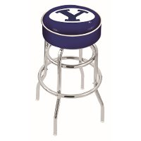 L7C125BrigYn 25 Inch Double Ring Counter Height Stool - BYU
