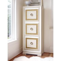Tower Suite Pearl Multi-Use Cabinet