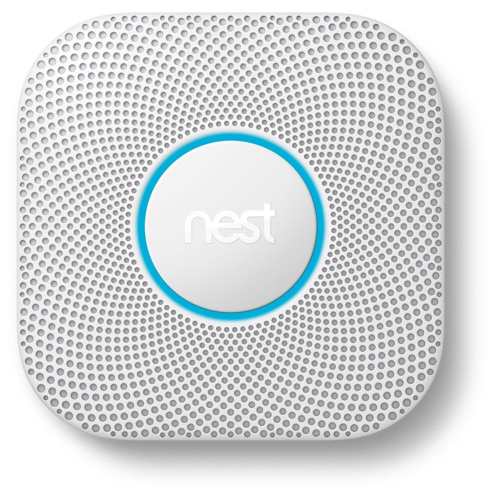 Nest Protect (Wired) 2nd Generation, White | RC Willey Furniture Store