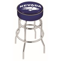 L7C125NevaUn 25 Inch Double Ring Counter Stool - UNR