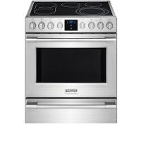 FPEH3077RF Frigidaire Professional 30 Inch 5.1 cu. ft. Electric Range - Stainless Steel