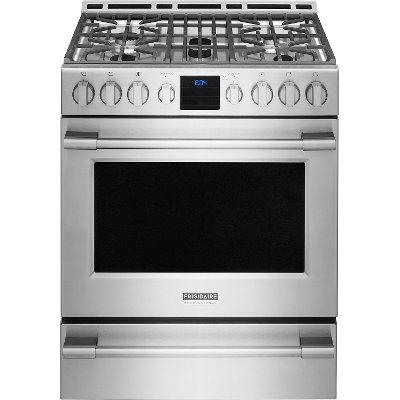 FPGH3077RF Frigidaire Professional Gas Range - 5.1 cu. ft. Stainless Steel