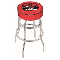 L7C130UNevLV 30 Inch Double Ring Bar Stool - UNLV