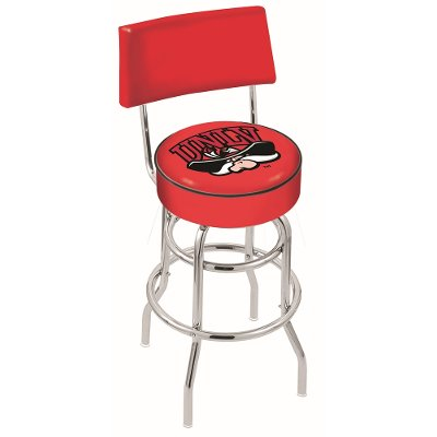 Chrome 25 Inch Cushion Counter Stool Unlv Rc Willey Furniture Store