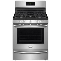 FGGF3035RF Frigidaire Gallery Gas Convection Range - Stainless Steel