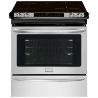 FGIS3065PF Frigidaire Gallery Induction Range - 4.6 cu. ft. Stainless Steel