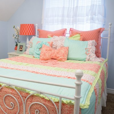 beddy's queen perfectly miss-matched bedding collection | rc