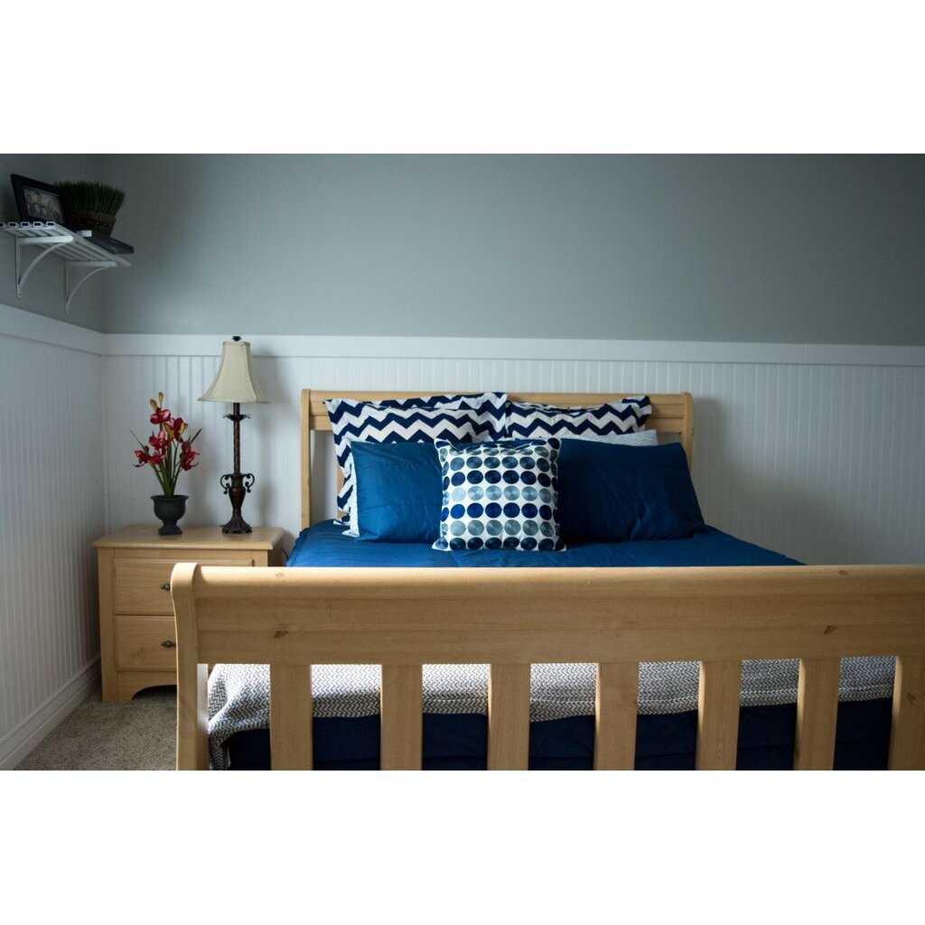 Beddy's Queen Nautical Navy Bedding Collection