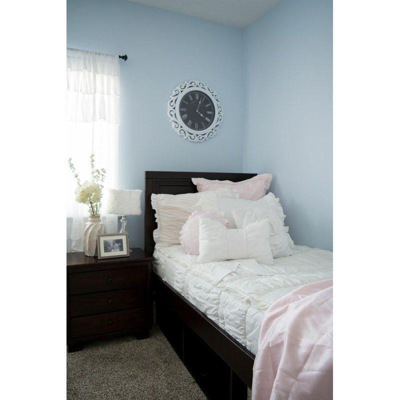 Beddy's Full Chic White Bedding Collection