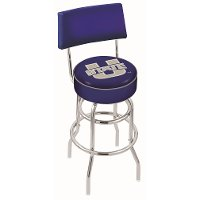L7C430UtahSt 30 Inch Back Rest Bar Stool - USU