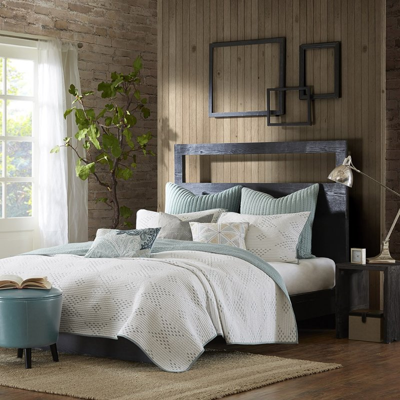Pacific Full-Queen Bedding Collection