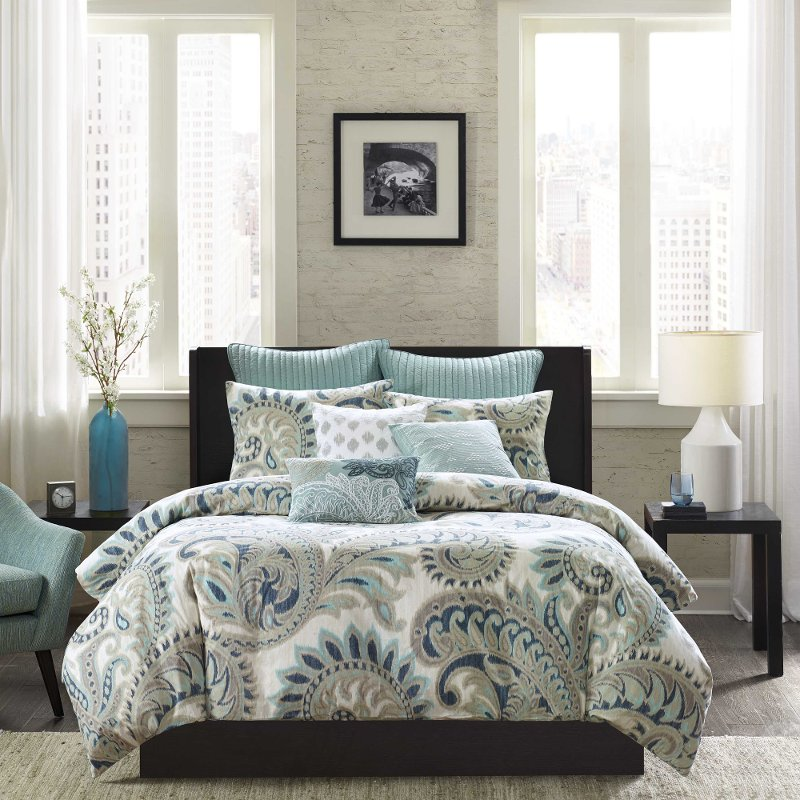 Mira King Bedding Collection