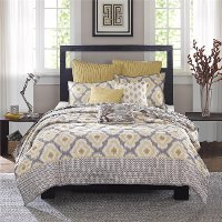 Ankara Full-Queen Bedding Collection