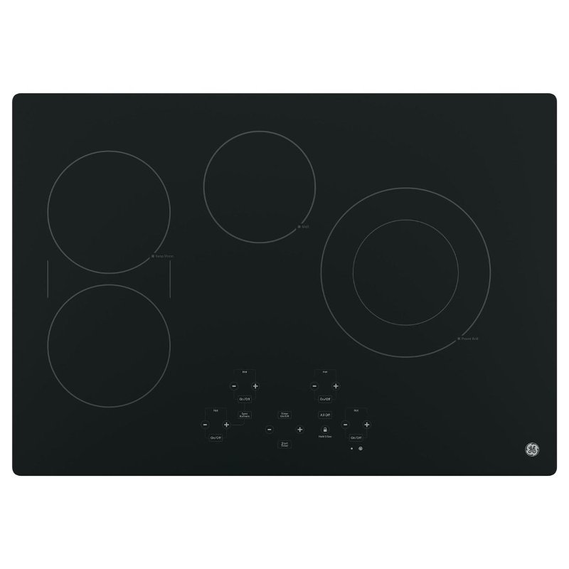 Ge 30 Inch Smoothtop Electric Cooktop