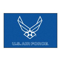 5655 2 x 3 X-Small US Air Force Area Rug