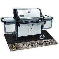 15682 2 x 4 X-Small US Army Camo Grill Mat