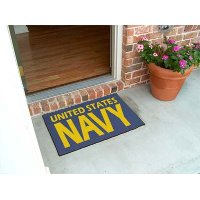 6029 2 x 3 X-Small US Navy Area Rug
