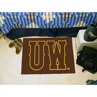 4937 2 x 3 X-Small University of Wyoming Area Rug