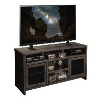 68 Inch Slate Brown TV Stand