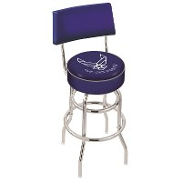 L7C425AirFor 25 Inch Back Rest Counter Stool - US Air Force