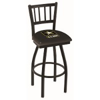 L01825Army 25 Inch Jailhouse Counter Stool - US Army
