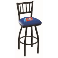 L01825CstGrd 25 Inch Jailhouse Counter Stool - US Coast Guard
